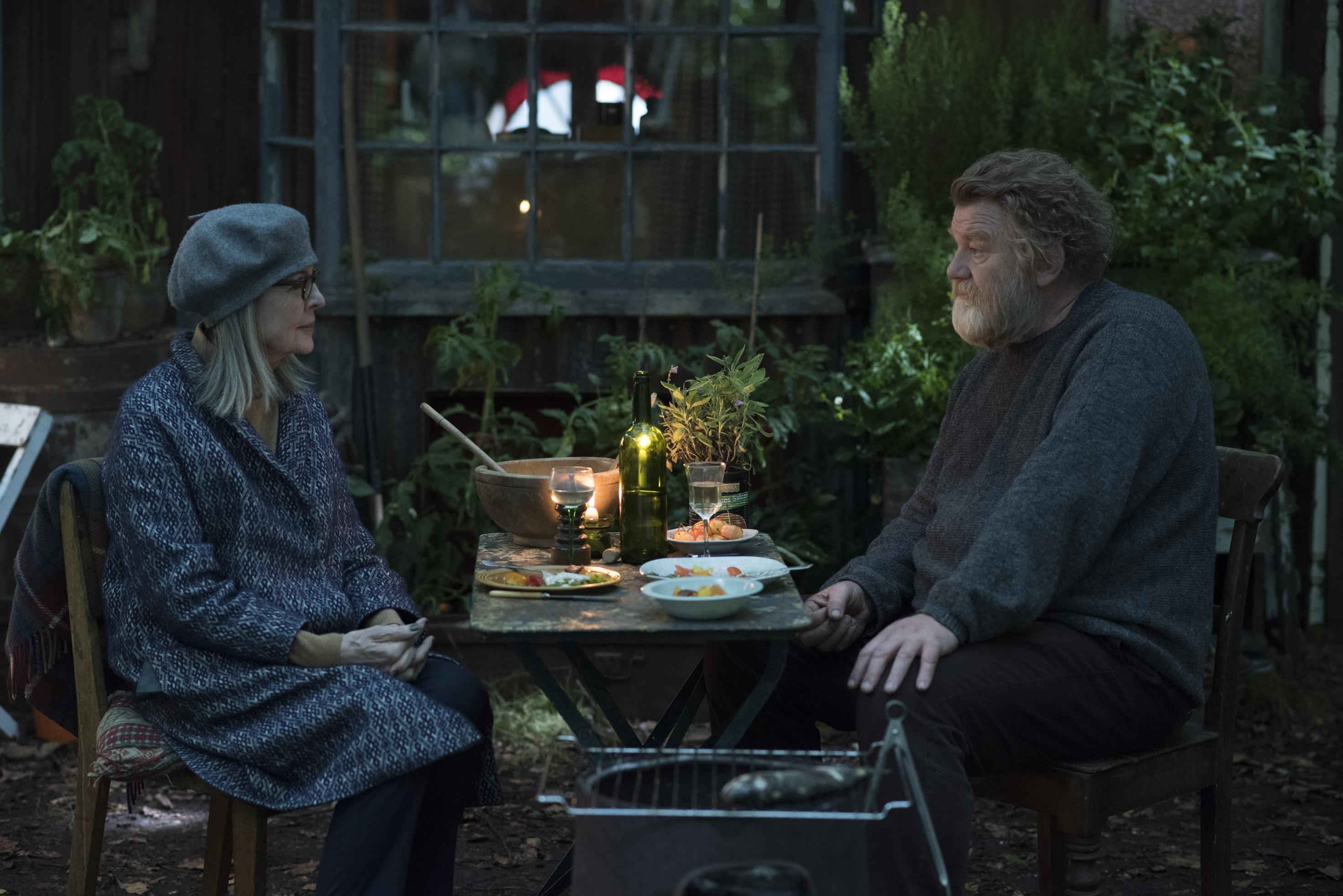 Hampstead, film Zawsze jest czas na miłość