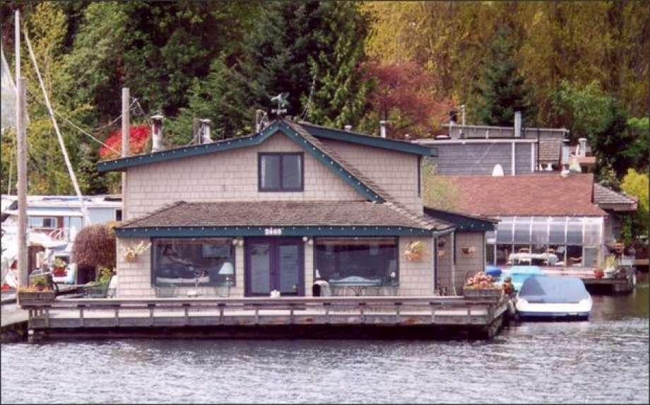Dom z filmu Bezsenności w Seattle