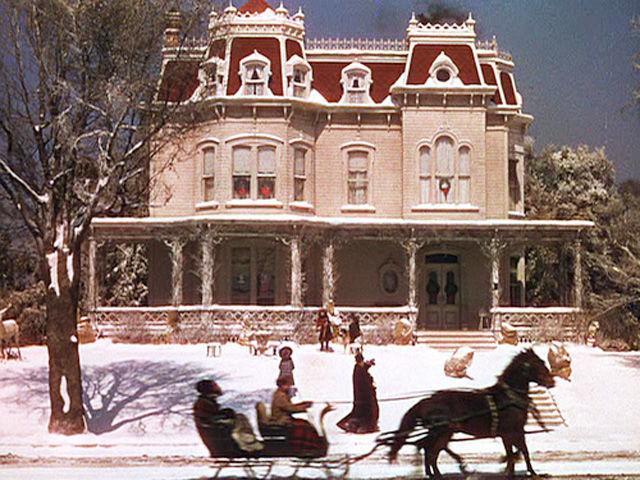 dom z filmu Spotkamy się w St. Louis