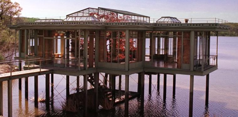 Dom z filmu Dom nad jeziorem