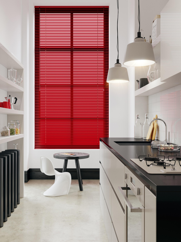 Jakie kolory pasują do czerwonego we wnętrzach?
