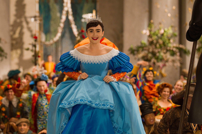 """Film kostiumy """"Królewna Śnieżka"""""""