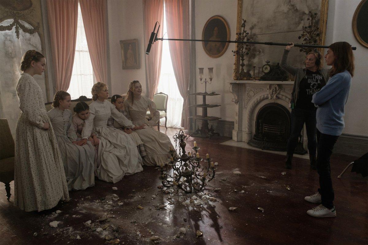 """Wnętrza z filmu """"Na pokuszenie"""" Sofii Coppoli"""