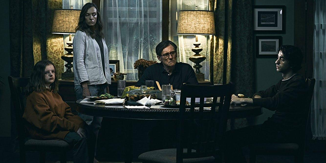 Hereditary film Halloween