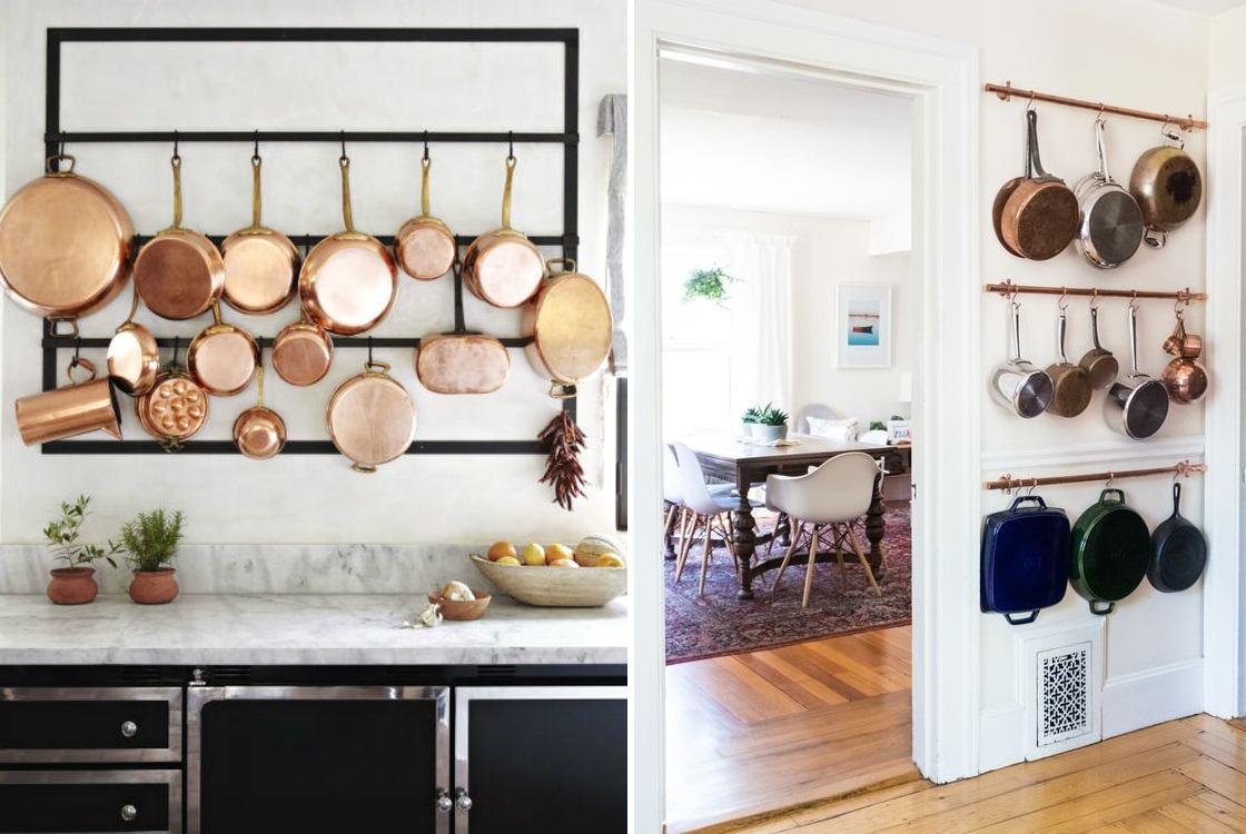 Dekoracje na ściany w kuchni