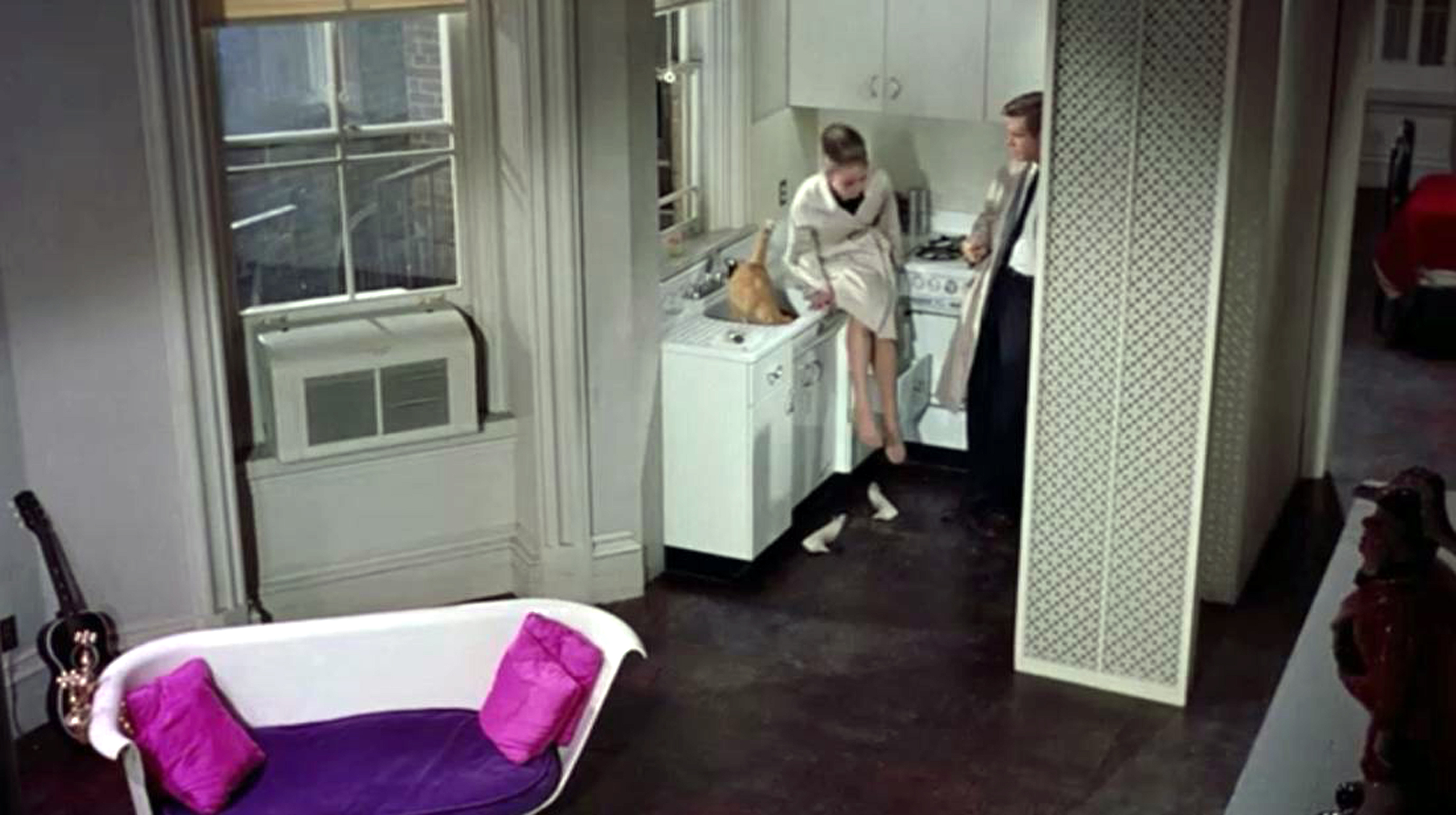Mieszkanie Holly Golightly ze śniadania u Tiffany'ego