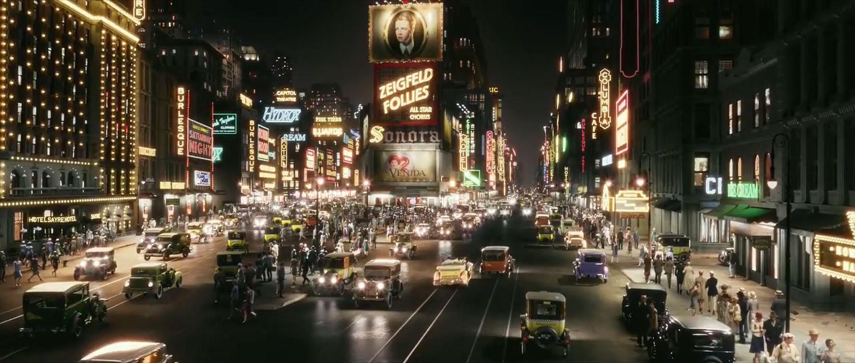 Wielki Gatsby, film