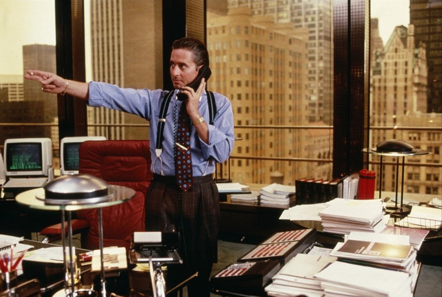 Wall Street, film