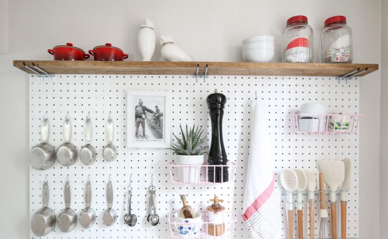Dekoracje na kuchenną ścianę