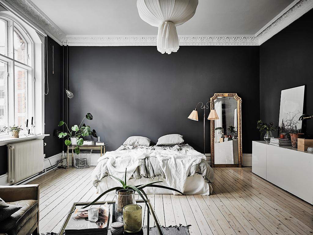 Ustawienie łóżka w sypialni względem stron świata