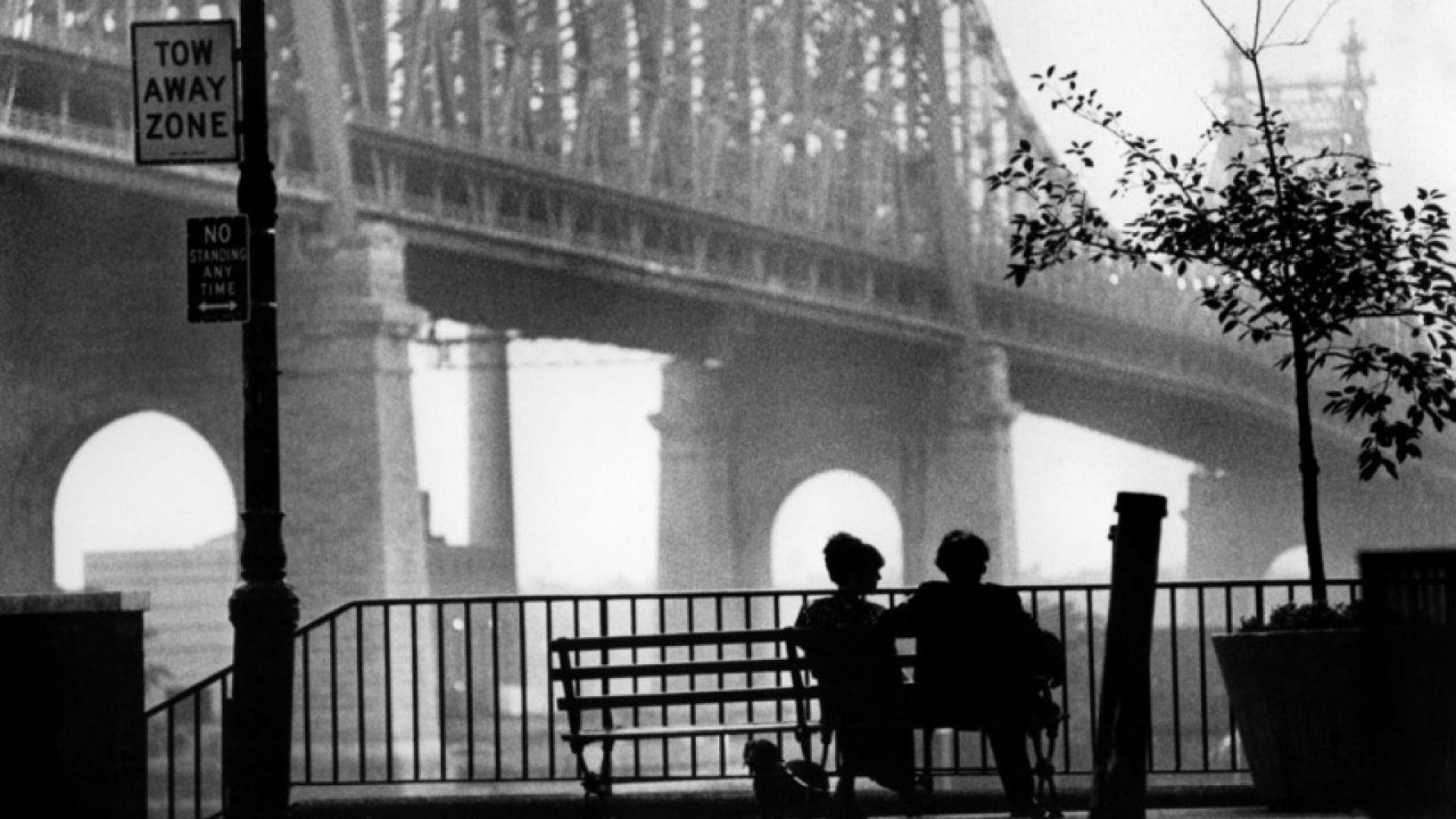 Manhattan film Woody'ego Allena