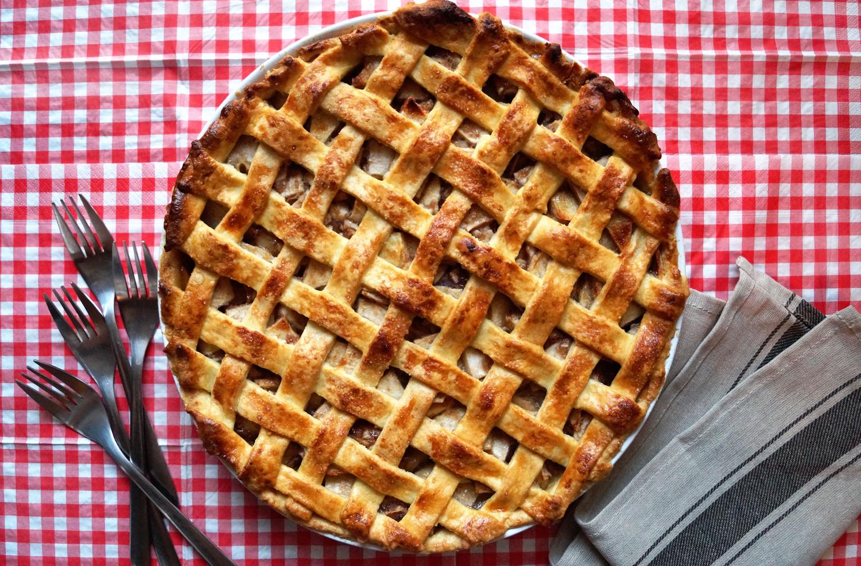 Przepis na apple pie