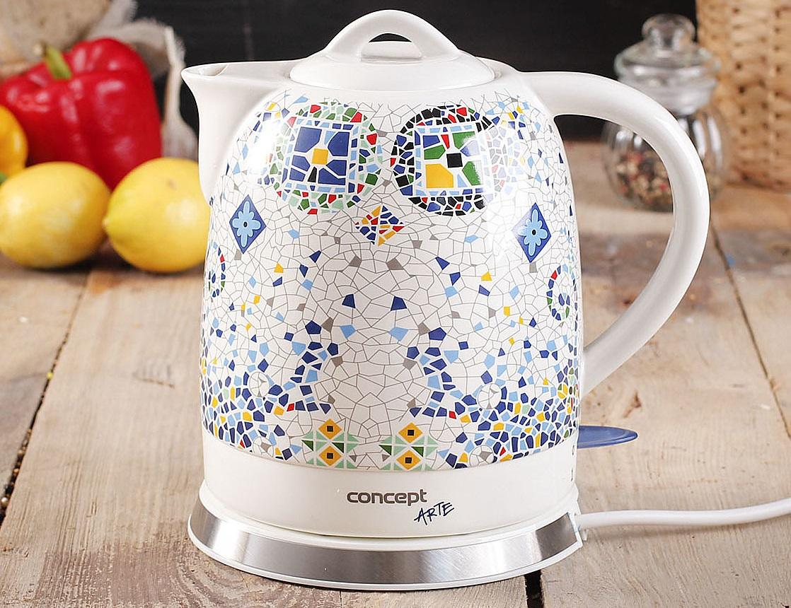 Ceramiczny czajnik elektryczny