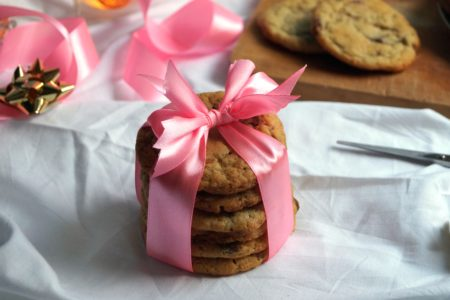 Przepis na ciasteczka chocolate chip cookies