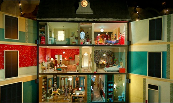 Paddington dom
