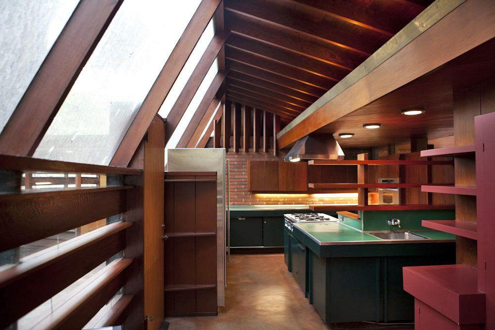 Dom Schafferów - kuchnia