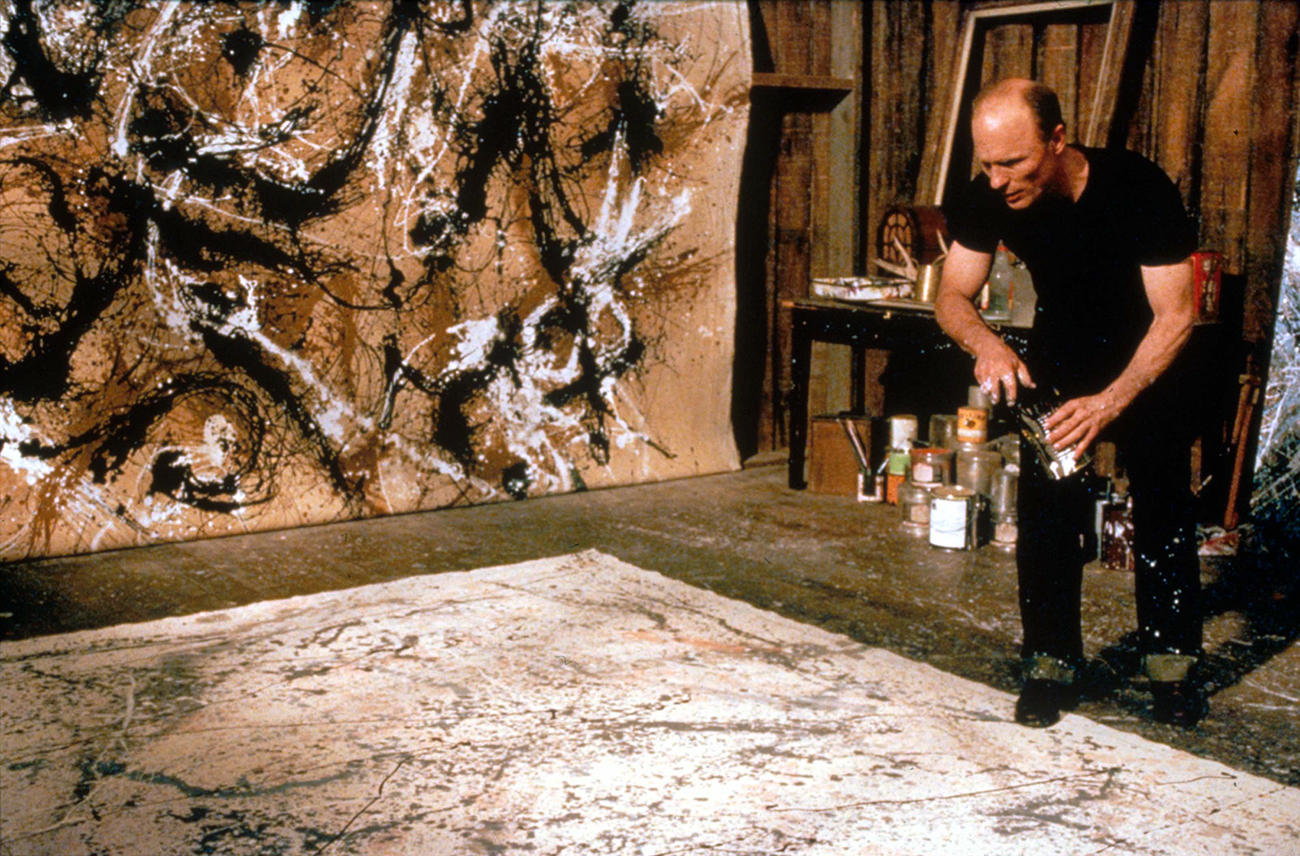 Filmy o artystach - Pollock