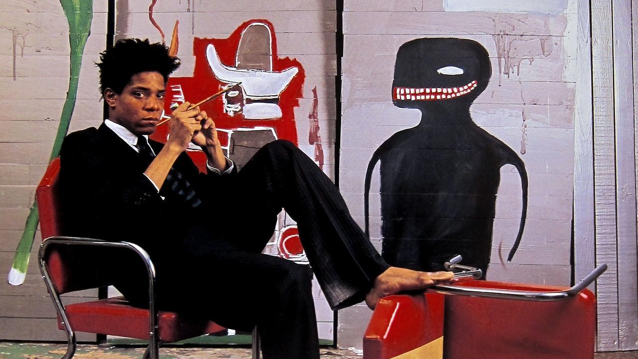 Filmy o artystach - Basquiat