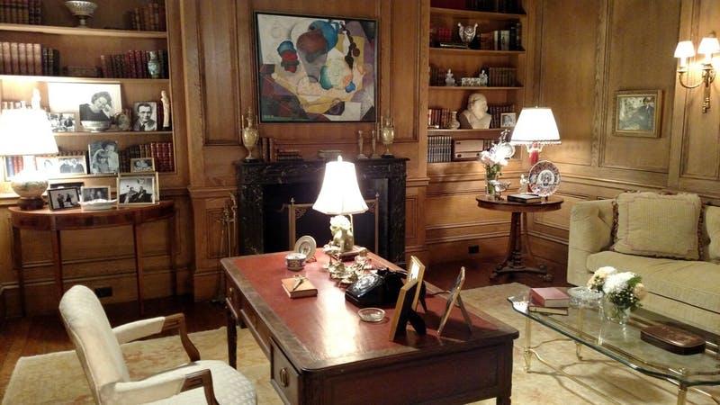 Czwarta władza dom Kathrine Graham