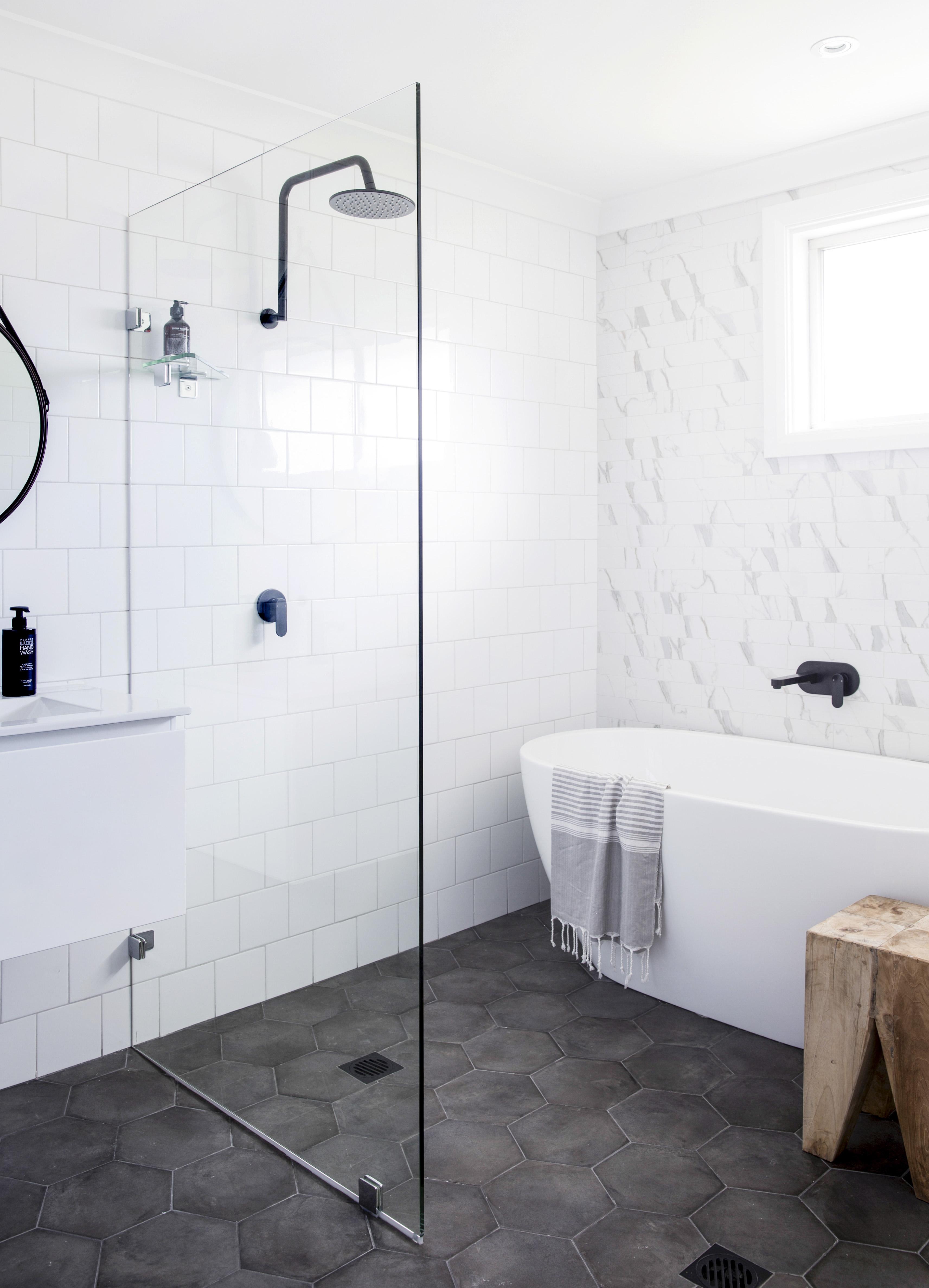 Trendy w aranżacji łazienki 2018