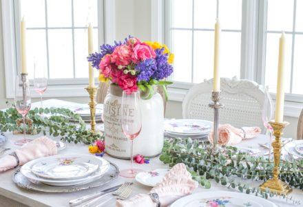 Wiosenne dekoracje domu