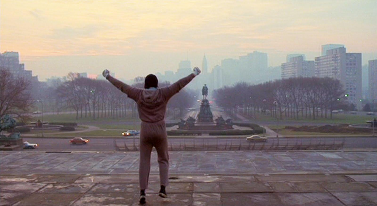 Rocky, filmy o sportowcach