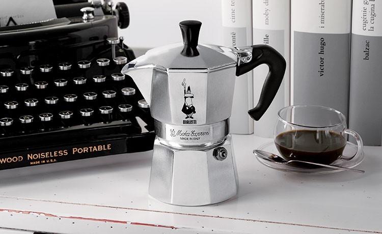 Najlepsze kawiarki do parzeni kawy w domu