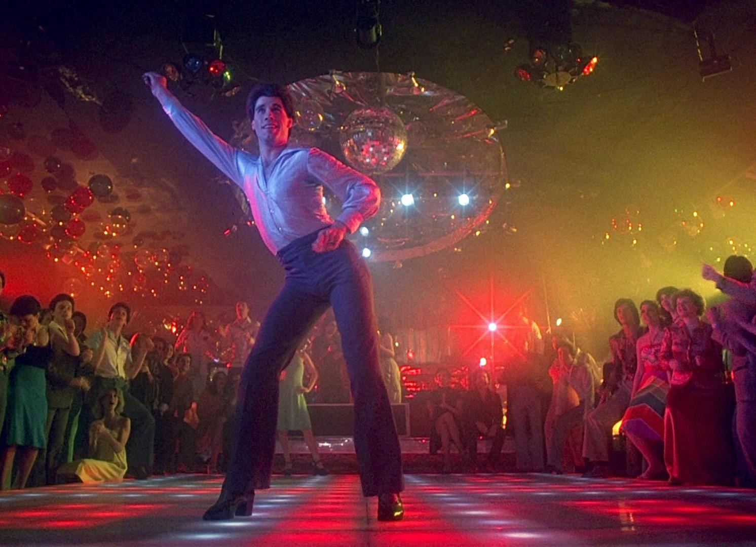 Filmy o tańcu: Gorączka sobotniej nocy