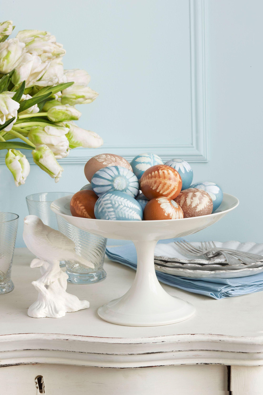 Eleganckie dekoracje na Wielkanoc