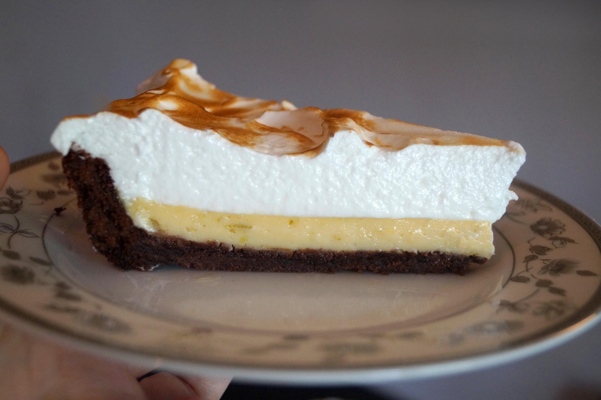 Przepis Key lime Pie