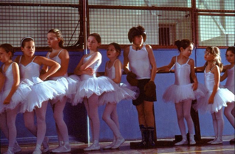 Filmy o tańcu: Billy Elliot