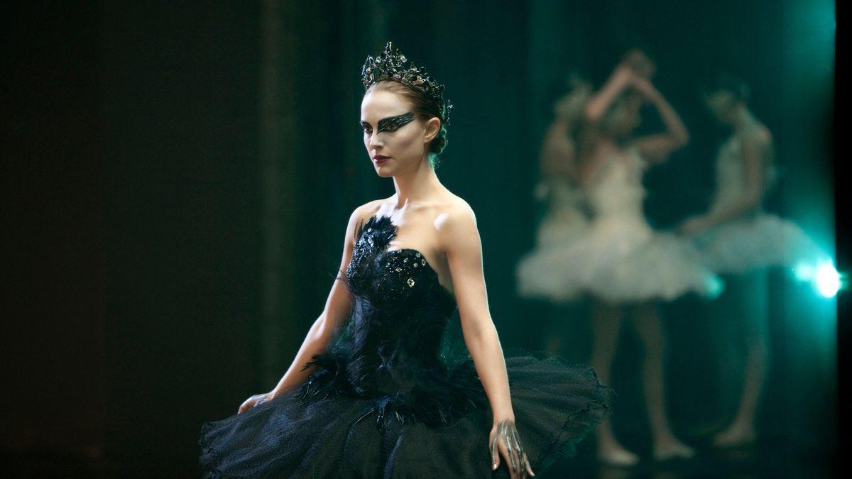 Filmy o tańcu: Czarny łabędź