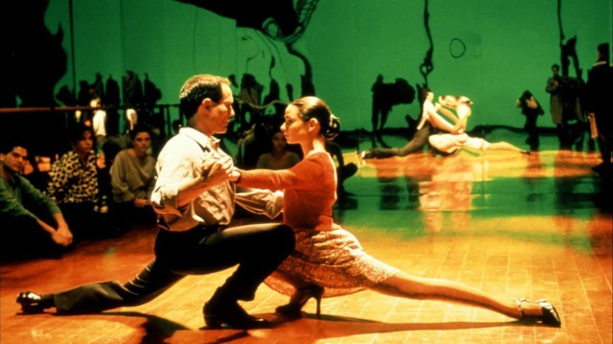 Filmy o tańcu: tango