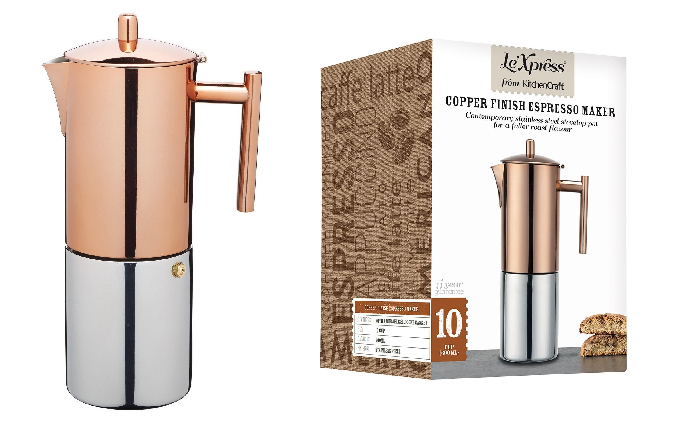 najlepsze kawiarki do parzenia kawy w domu