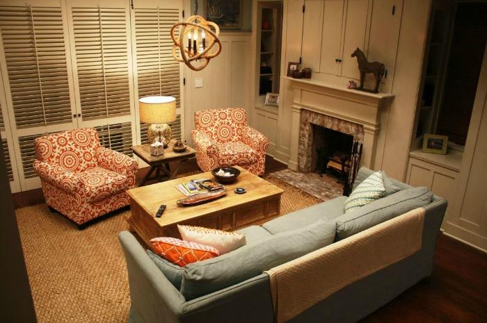 """Dom z serialu """"Grace i Frankie"""":"""