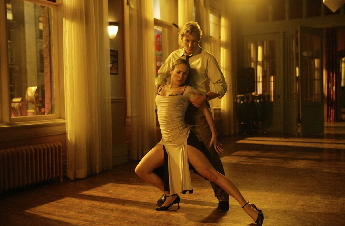 Filmy o tańcu: Zatańcz ze mną