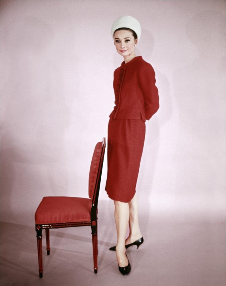 Audrey Hepburn Szarada