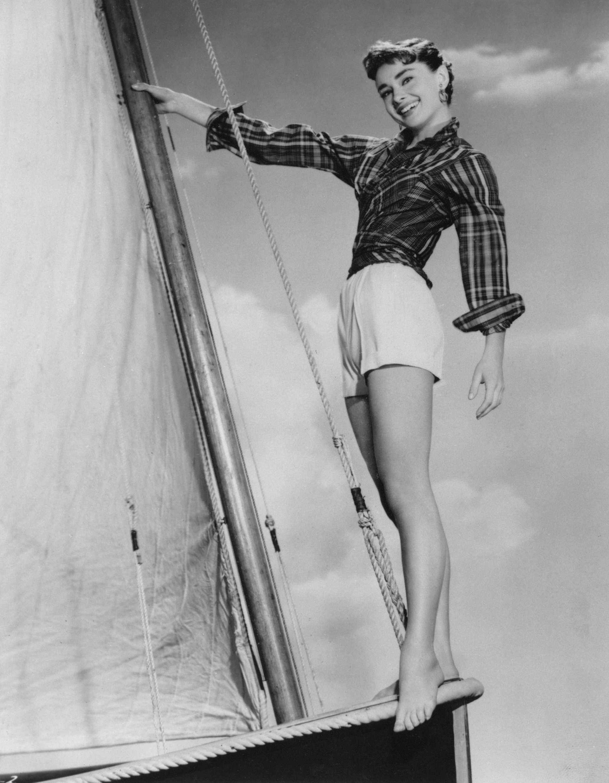 Audrey Hepburn Sabrina