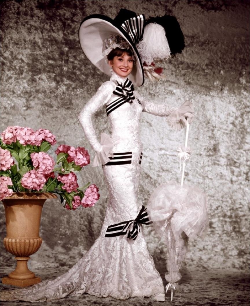 Audrey Hepburn My Fair Lady