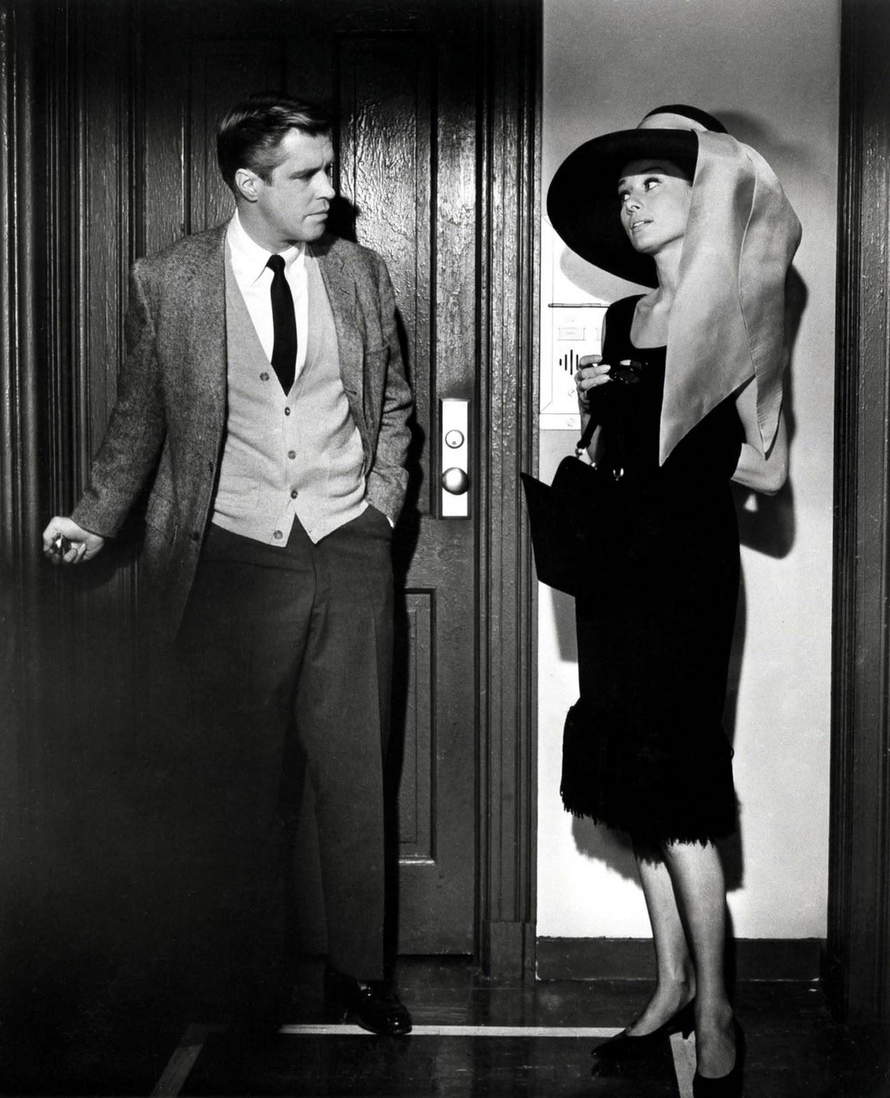 """Audrey Hepburn """"Śniadanie u Tiffany'ego"""""""