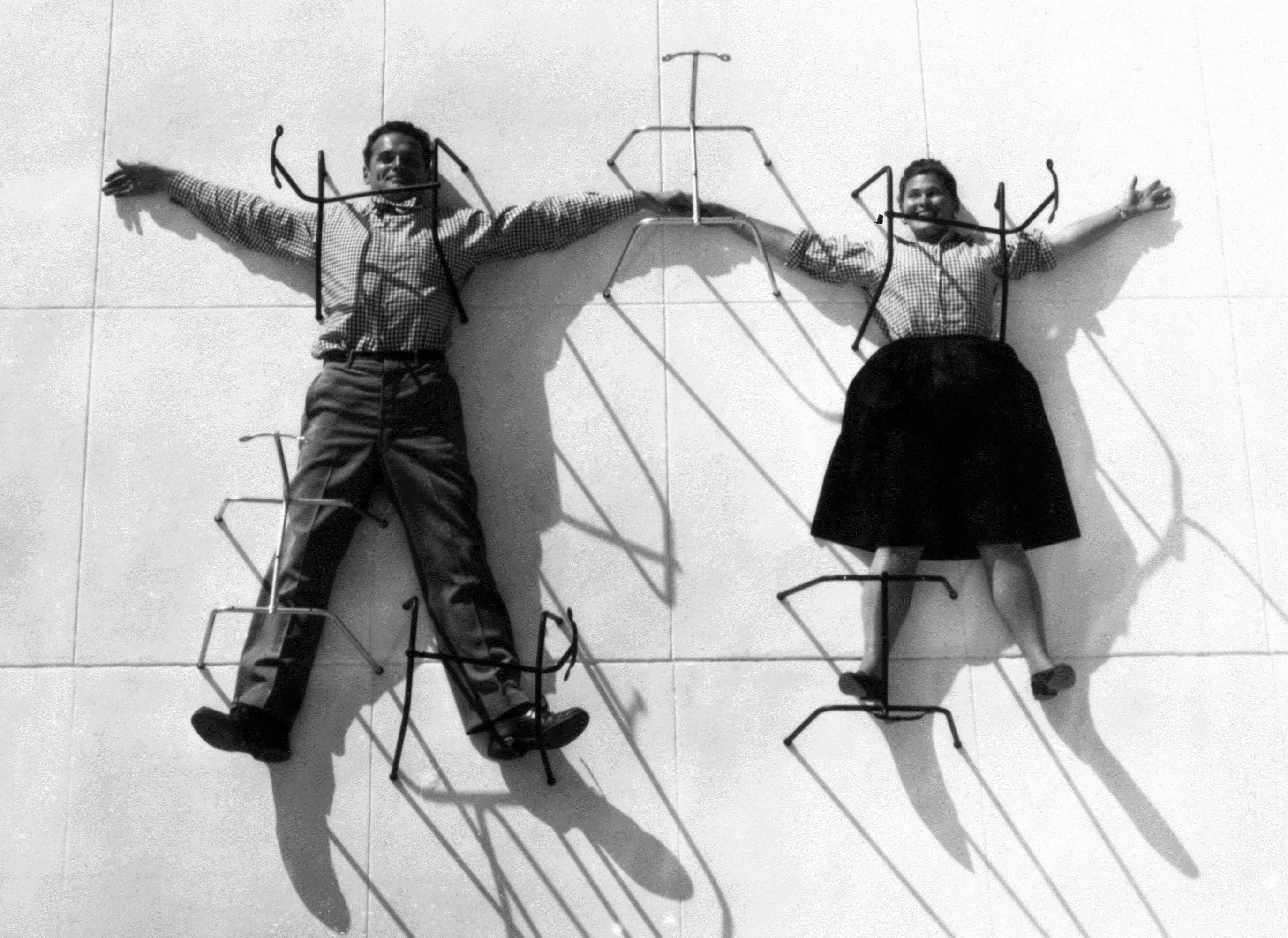 Eames Ray i Charles - designerzy