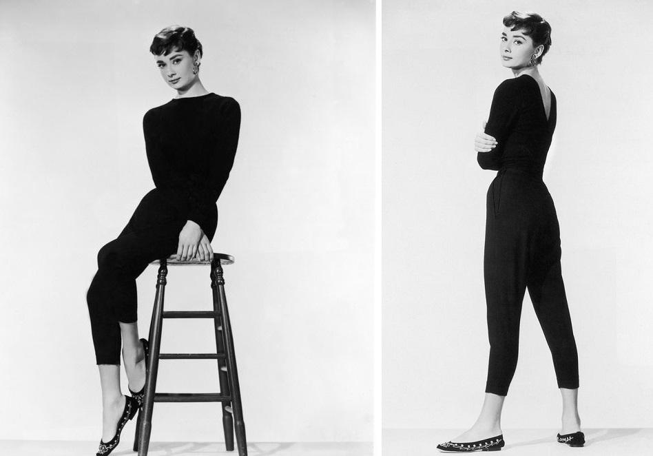 """Audrey Hepburn """"Sabrina"""""""