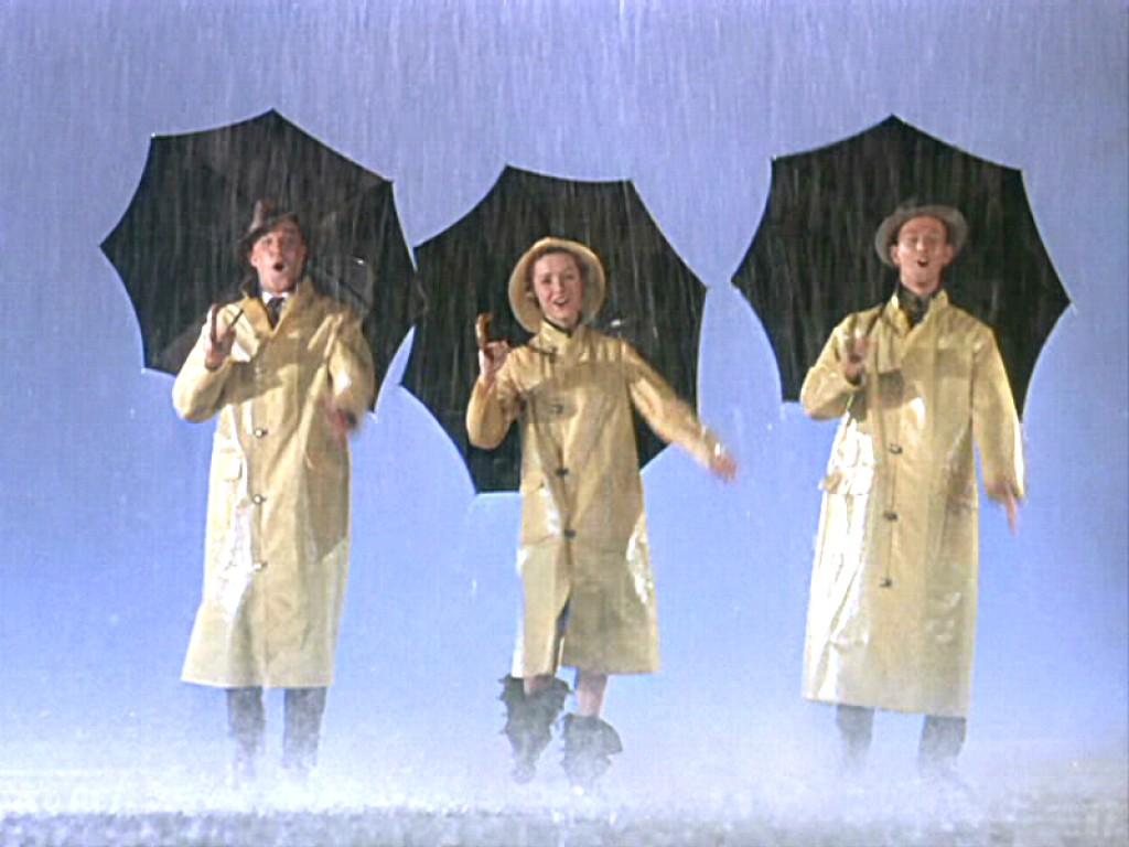 Deszczowa piosenka musical