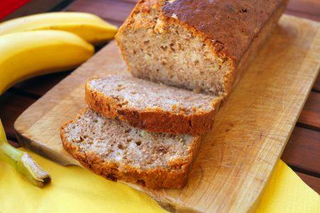 Chlebek bananowy - najlepszy przepis