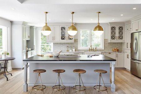Lampy nad wyspę kuchenną