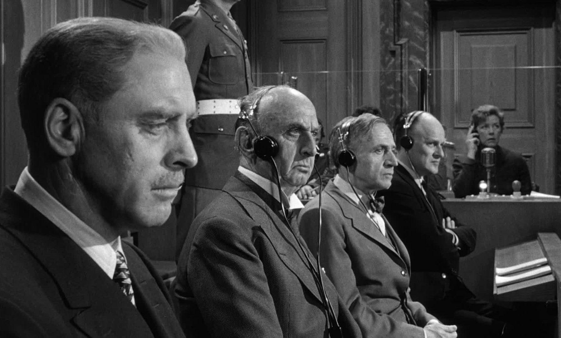 Filmy historyczne - wyrok w Norymberdze