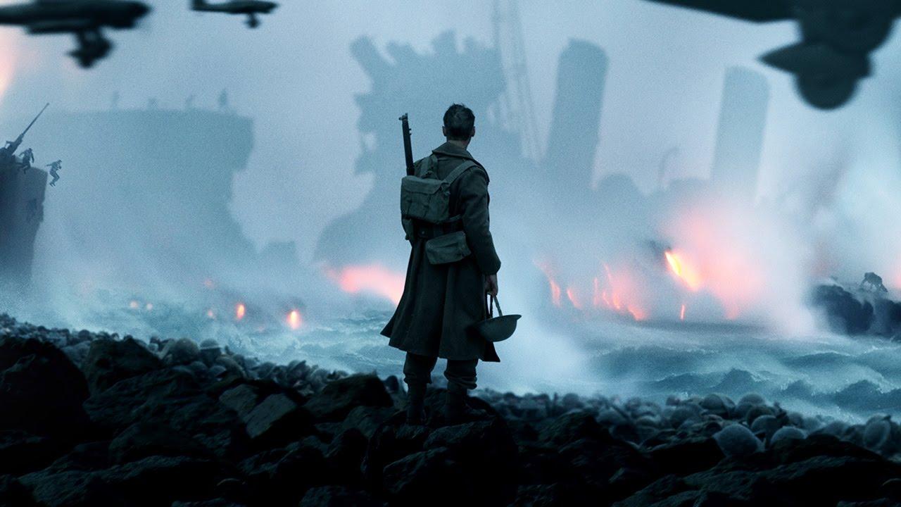 Filmy historyczne: Dunkierka