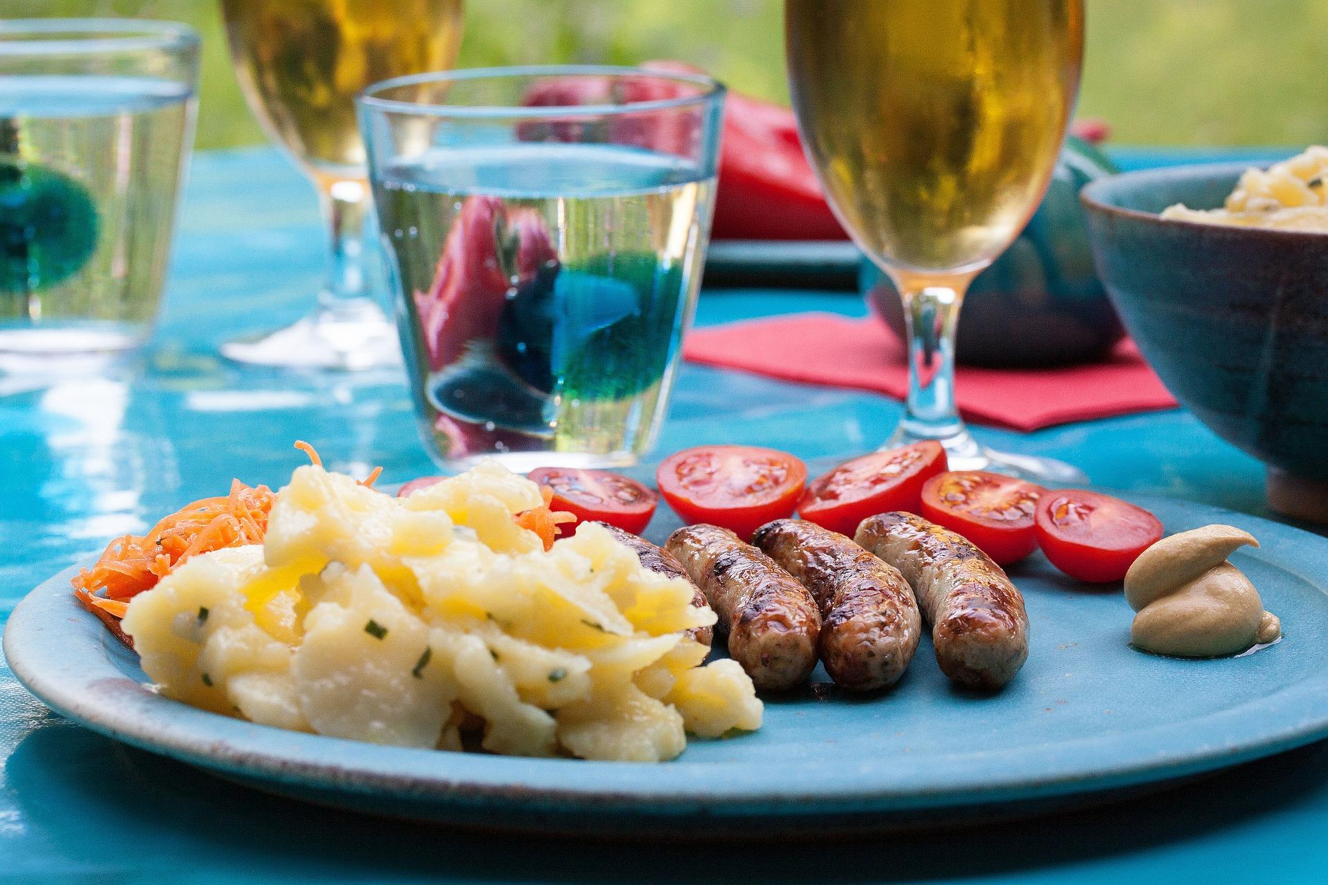 Co Amerykanie jedzą na 4 lipca? Kuchnia Amerykańska