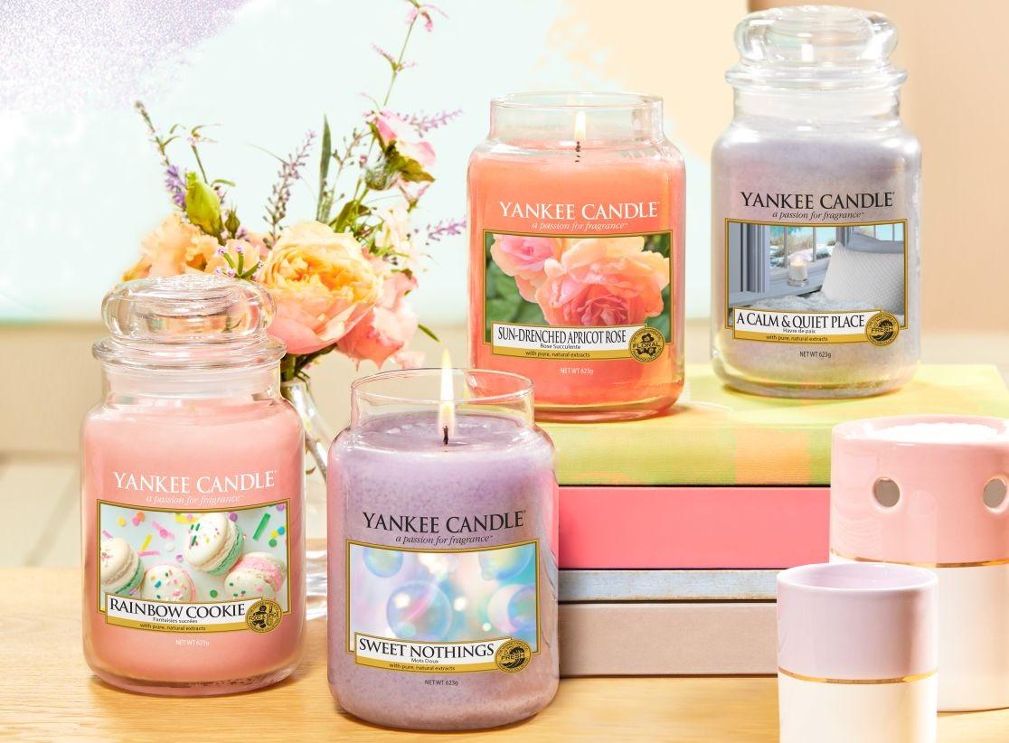Yankee Candle - najpopularniejsze zapachy świec