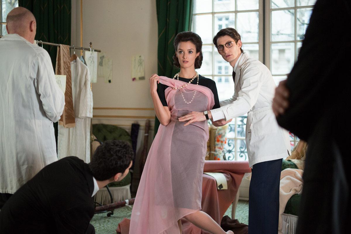 Yves Saint Laurent filmy o modzie